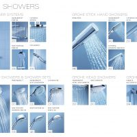 17 Grohe Rainshower Systems