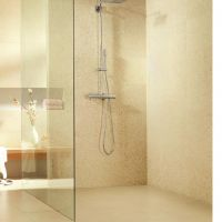 23 Grohe Exposed Thermostatic Rainshower Set And Handshower